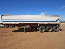 Used Tipper Trailer,