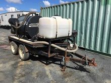 Trailer Mounted Ditchwitch Vacu