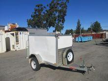 Used Single Axle Box
