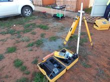 Pipe Laser, Trimble, model Spec