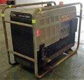 Welder - Diesel - 580amp - Linc