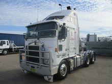 2005 Kenworth K104 6 x 4 Prime