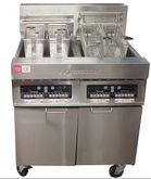 FRYMASTER ELECTRIC DOUBLE PAN D