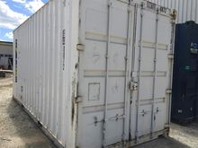 PALLET WIDE 20' Container