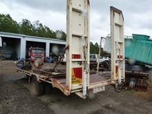 Used Plant Trailer 1