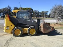 2014 Volvo skid steer, MC70C