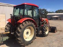 Zetor 7341 FWA Cab Tractor