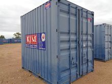 10ft Containerised Workshop