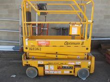 19ft Scissorlift - 2008 Haulott