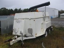 Used Telcor WC12 Wood Chipper /