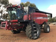2004 Case IH 8010 Combine Harve