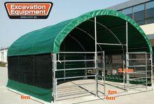 Unused 6m x 6m Enclosed Horse/C