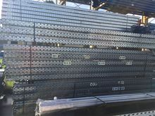 8 Bays of APC pallet racking co