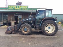 FORD New Holland 6640 Power Sta