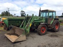 Used FENDT 306 Tract