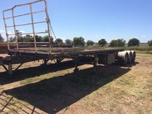 05/1999 Freighter ST3 Tri Axle