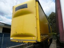 Barker Heavy Duty B Trailer cur