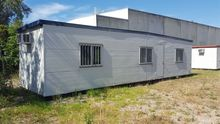 Portable building, 12x3, APB
