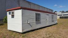 Portable building, 12x3