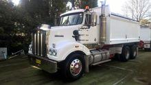 2005 KENWORTH 6x4 Tipper Truck