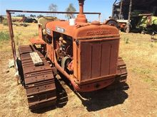 Used CRAWLER TRACTOR