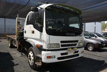 2007 ISUZU FTR 900 Crew Cab 7.8