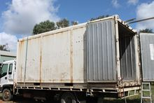 Shipping Container, Reefer