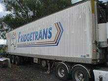 Used Refrigerated tr