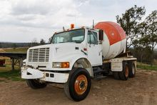2001 Concreate Mixer Truck, Int