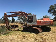 Excavator, Tracked, Hitachi EX2