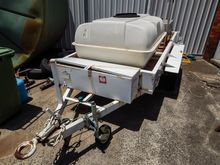 Water Carrier Trailer