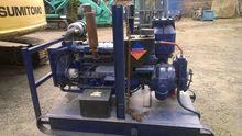 SYKES CP1501C Diesel Water Pump