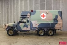 LAND Rover 110 6x6 Ambulance Ha