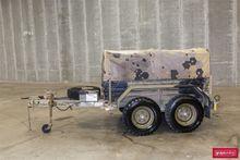 HAULMARK PT2-2 Dual axle Cargo