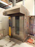 ROLL-IN Baking Oven, Gas/Electr