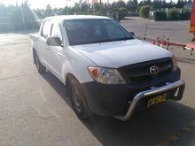 TOYOTA SR Dual Cab Ute - Fuel I