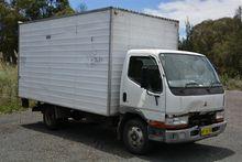 MITSUBISHI Canter FE637 4X2 Axl