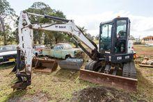 2011 BOBCAT E50 HX 116, Excavat
