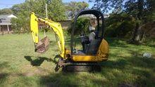 Excavator JCB 801.4