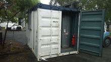 Shipping Container, 3m x 2.4m