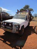 1981 MQ Patrol 4WD Ute, Chassis