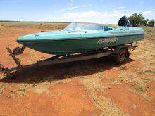 PRIDE 170 Speed boat, Serial No