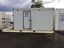 6m Coolroom and Freezer on Skid