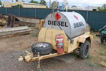 Trailer Mounted Diesel Storage