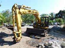 CATERPILLAR 313 BSR Excavator