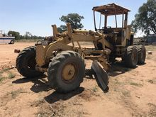 Used GALION Grader,