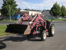 TYM T400 4WD FEL Tractor