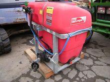 Silvan 600L Pasturepack with Bo