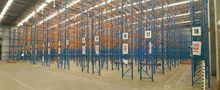 480 pallet locations of Genuine