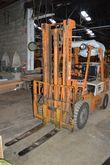 FG25-7 Forklift, Counter Balanc